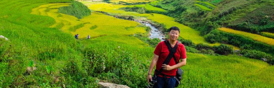 Ma Tra village - Sapa trekking